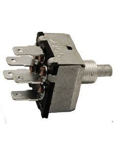Switch, Rotary 4 positions/ 5 prongs