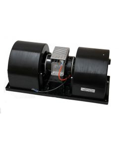 Blower Assembly, w/Resistor, 12v Unimotor