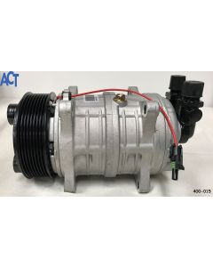 Compressor, Tm-16, 8 Gr, Bolt-On Vert O-Ring,  Ear Mnt, 12V