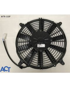 "Fan Assembly, Condenser, 11""Extull 12V, W/(4)Mtf-001 Mtg Feet"